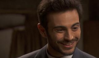 Saul Ortega sorriso
