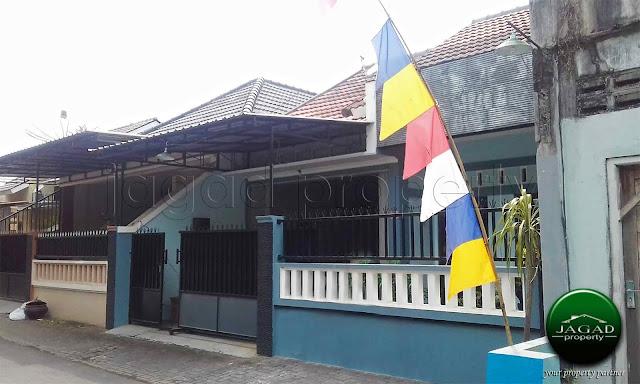 Rumah Strategis jalan Godean Km 10