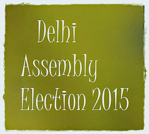 Delhi Assembly Election, Delhi, Assembly Election, 2015,
