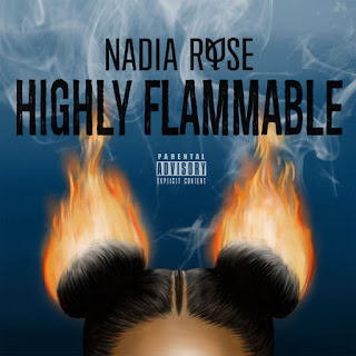 Nadia Rose - Highly Flammable (2017) - Album Download, Itunes Cover, Official Cover, Album CD Cover Art, Tracklist