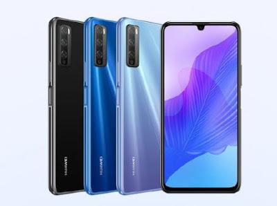 Varian Warna Smartphone Huawei Enjoy 20 Pro 5G