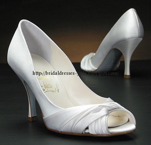 Something Bleu Wedding Shoes