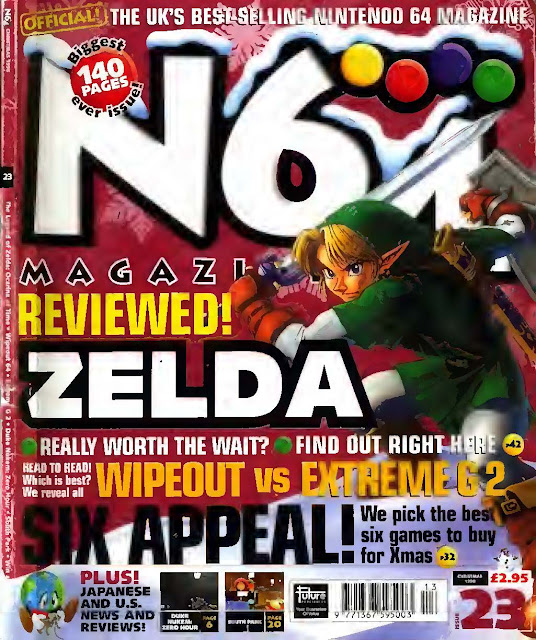N64 Magazine Issue Nº023 - (1998)