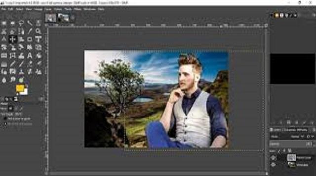 Cara Ganti Background Foto di Photoshop