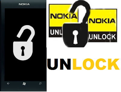 unlock and reset Nokia security code