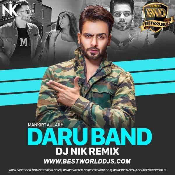 Daaru Band Remix DJ NIK