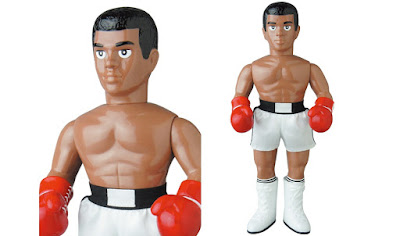 Muhammad Ali Sofubi Fighting Series Vinyl Figure by Medicom Toy