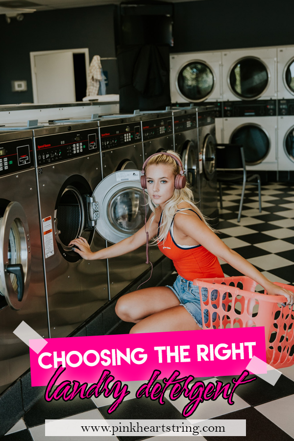Why Choosing the Right Laundry Detergent Matters