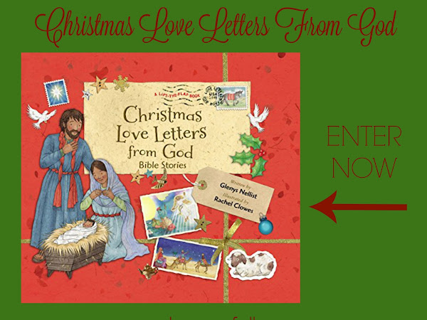 Giveaway: Christmas Love Letters From God