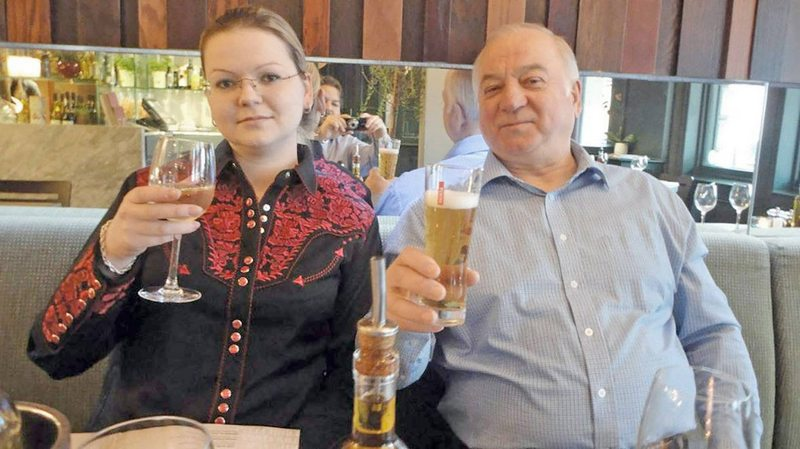 La nueva vida del ex espía ruso y su hija que sobrevivieron al ataque del mortal Novickok