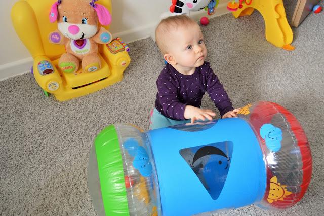 Wyzwanie rodzica - w co i jak bawić się z niemowlakiem?