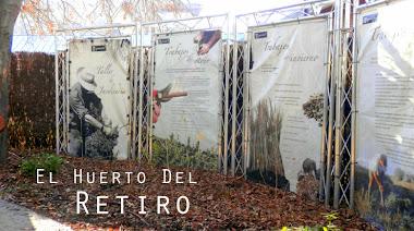 El Huerto del Retiro en Madrid