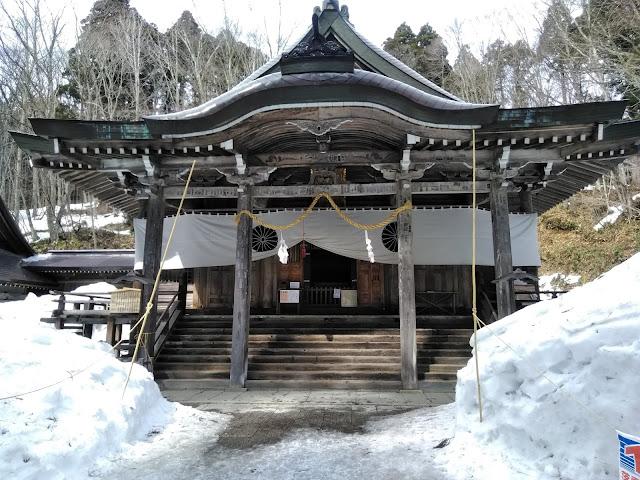戸隠神社・中社の写真