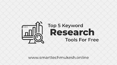 Top 5 Keyword Research Tools For Free