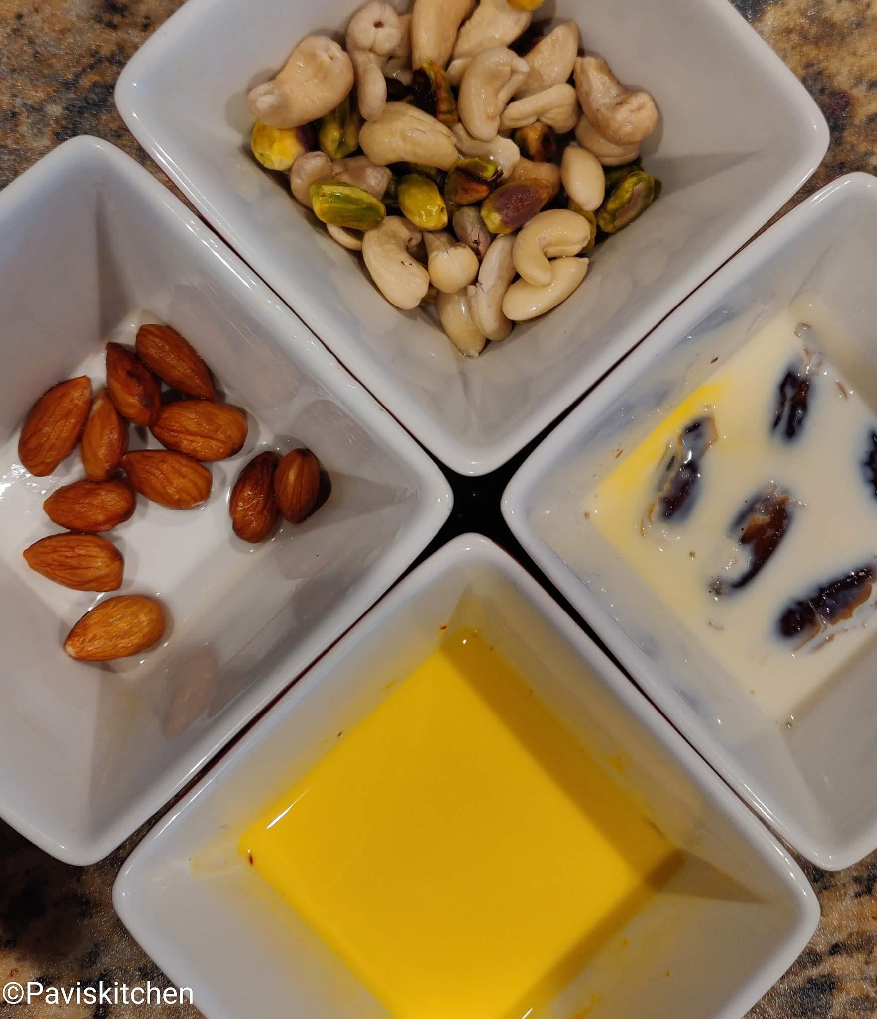 Dry fruits milkshake recipe | how to make dry fruit milkshake | Indian dry fruit smoothie recipe