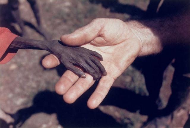 foto anak kelaparan bikin menangis dan terharu melihatnya