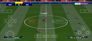 Download eFootball PES 2022 PPSSPP Yusuf Demir To Barcelona Real Face Camera PS4 & Spnaish Version