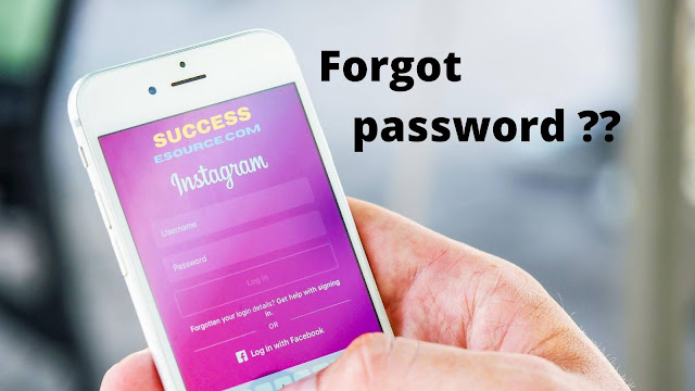 Forgotten-Instagram-Password