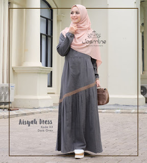 gamis jasmine hijab terbaru