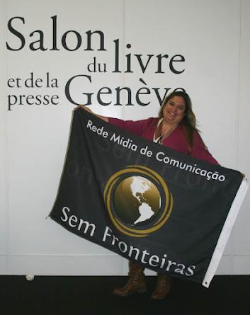 REDE SEM FRONTEIRAS SALÃO DO LIVRO GENEBRA