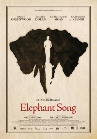 The Elephant Song o filme