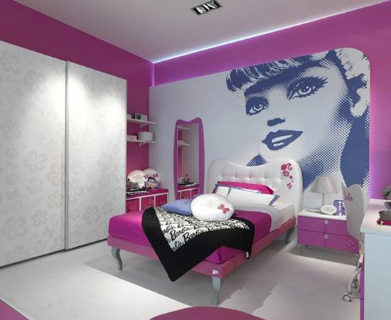 Awesome Camera Da Letto Barbie Ideas - Home Design Inspiration ...