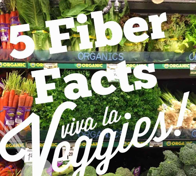 fiber facts vegetables whole grains
