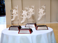 Awards help attract people to your event.
