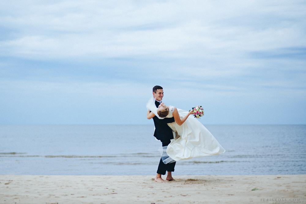 ideāla kāzu fotosesija