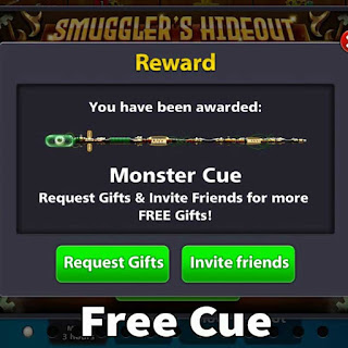All links cues 8 ball pool Free