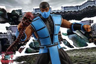 Storm Collectibles Mortal Kombat 3 Classic Sub-Zero 35