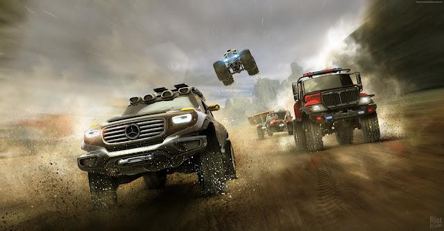 Game Racing Xtreme Best Driver 3D Mod Apk