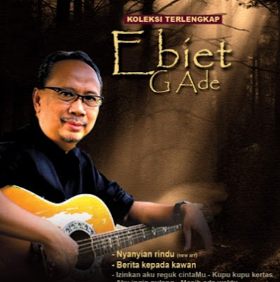 Lagu  Ebiet G. Ade Mp3 Terbaru