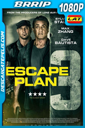 Escape Plan: The Extractors (2019) BRrip 1080p Latino – Ingles