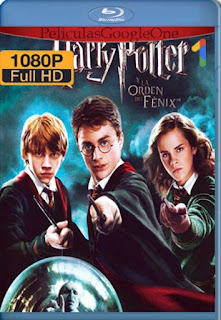 Harry Potter y La Orden del Fenix[2007] [1080p BRrip] [Latino- Ingles] [GoogleDrive] LaChapelHD