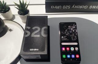 desain samsung galaxy s20 ultra