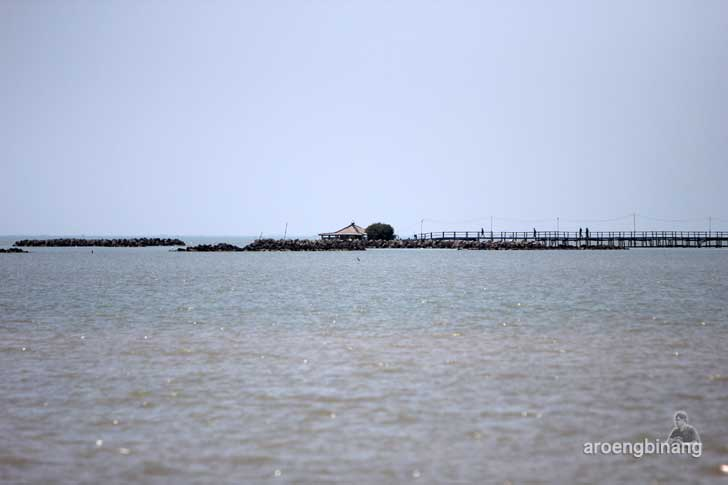 warung pesisir wisata bahari morosari demak