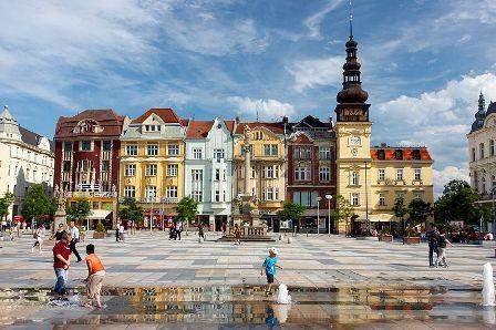 Ostrava, Republik Ceko