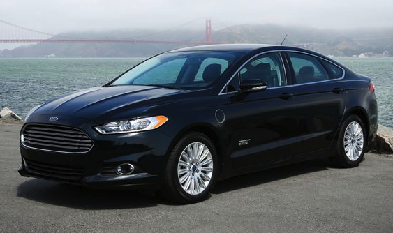 2017 Ford Fusion Energi Plug-In Hybrid Review and Release