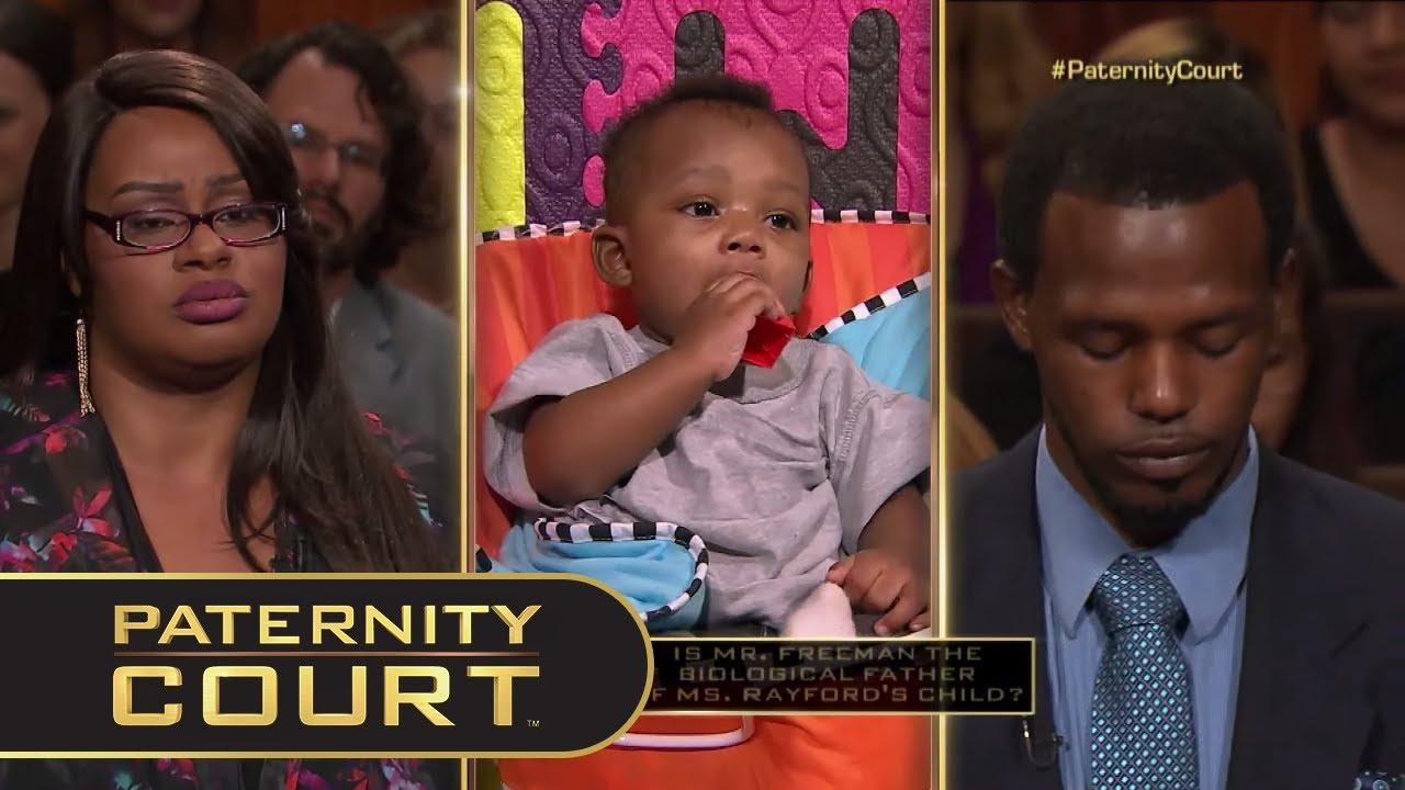 Paternity Court 03/08/2021 (Rayford v. Freeman) Full Episode