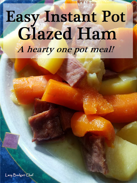 duck sauce glazed ham recipe