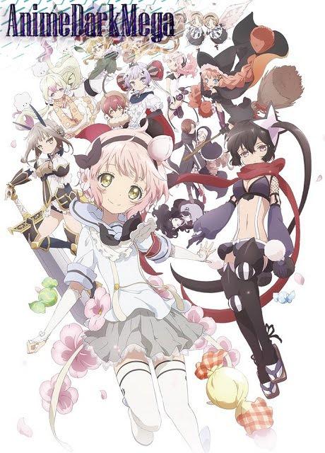 [AnimeDarkMega] Descargar Mahou Shoujo Ikusei Keikaku [12/12] por Mega