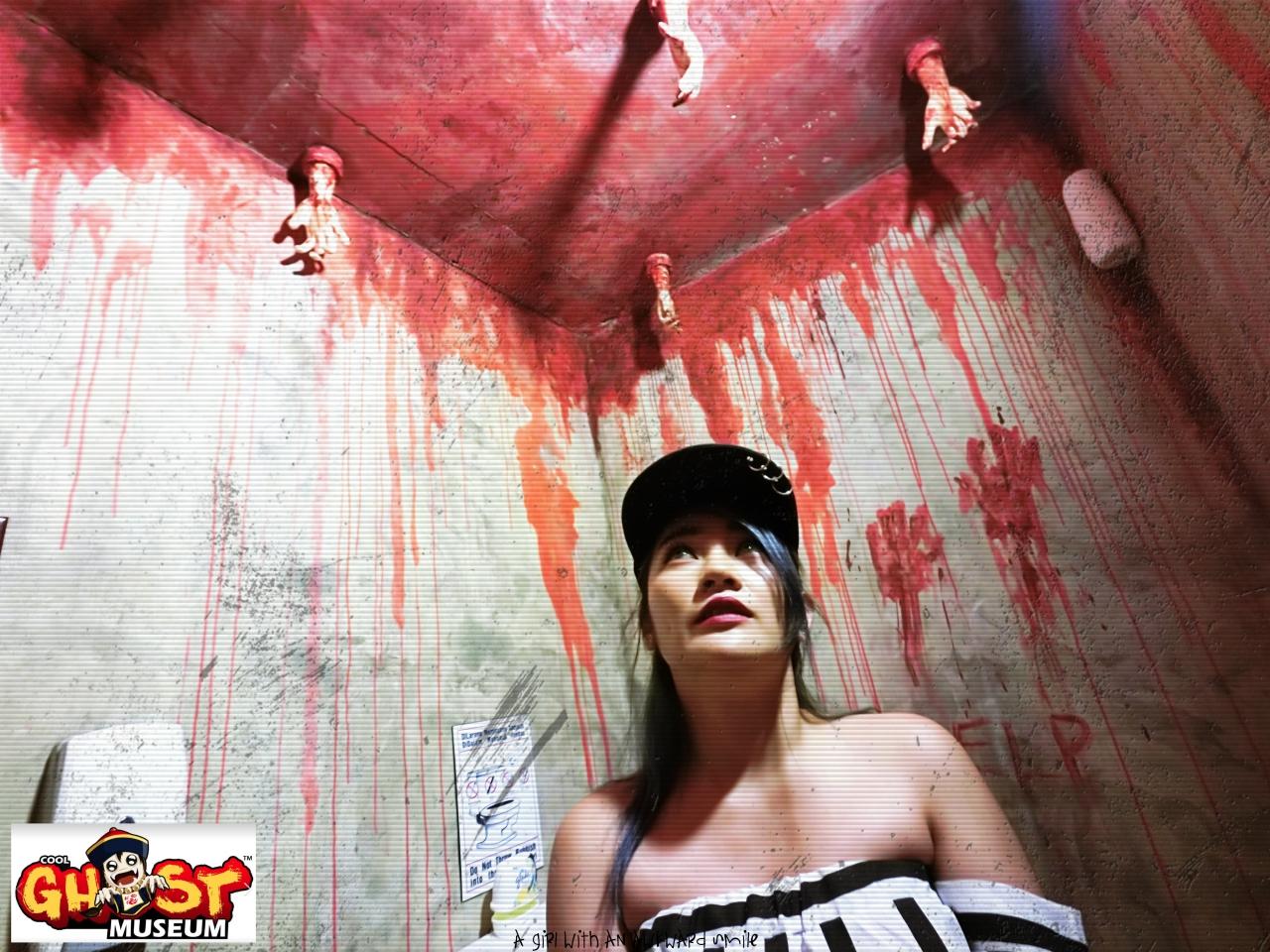 Ghost Museum @Penang :  Toilet