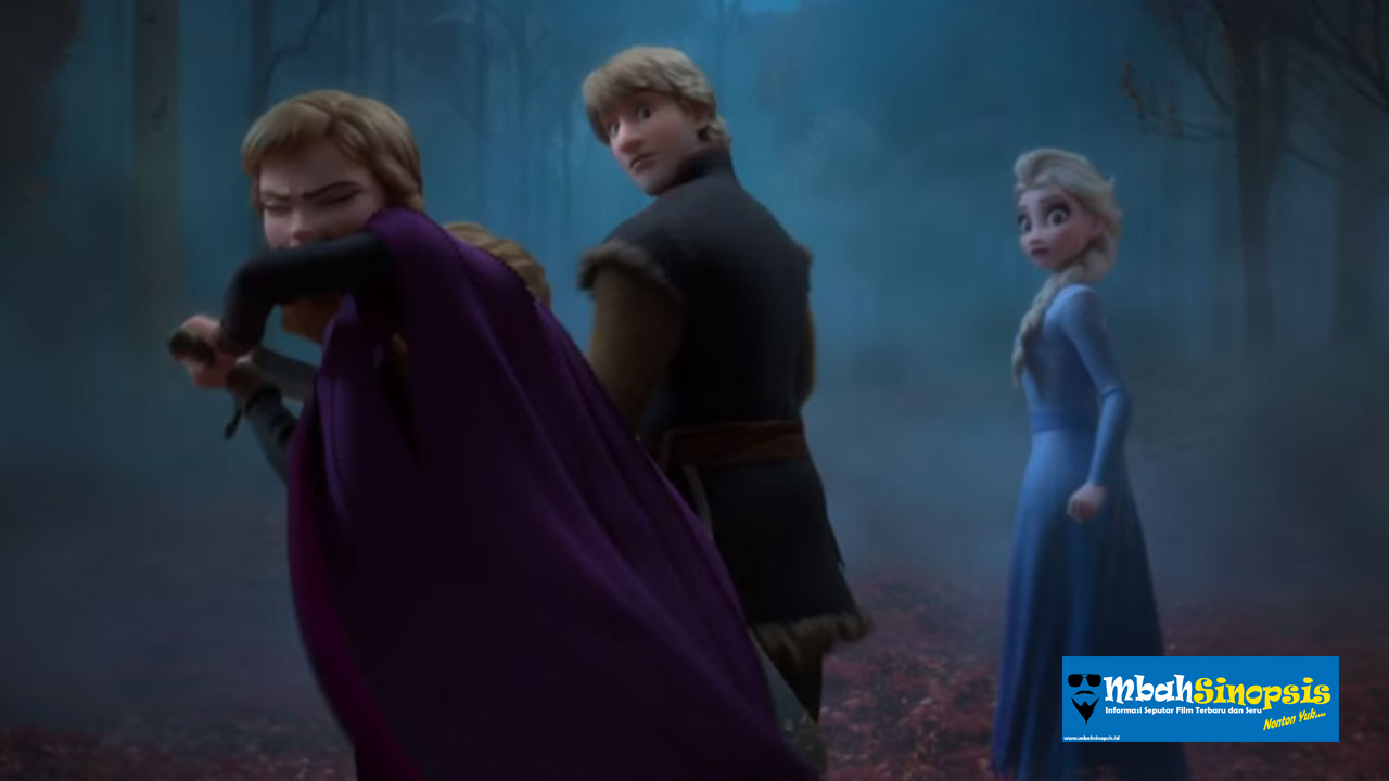 Sinopsis Film Frozen 2 2019