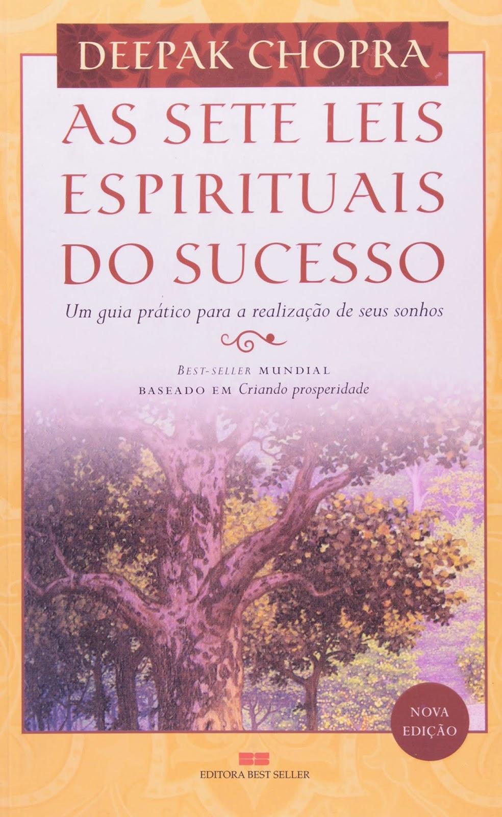 AS SETE LEIS ESPIRITUAIS DO SUCESSO livro