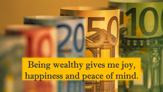34 affirmations for prosperity and wealth that work