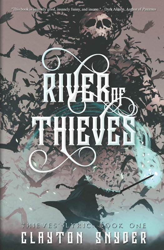 SPFBO 5 Interview: Clayton Snyder, author of River of Thieves