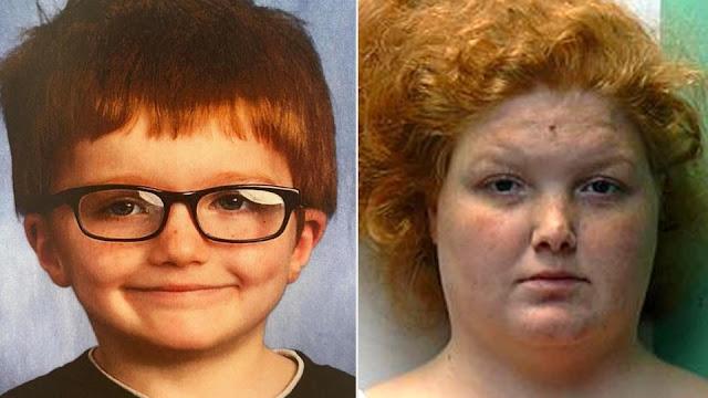 Мать убила шестилетнего сына и выбросила его тело в реку