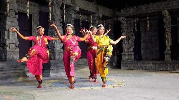 Chidambaram temple natyanjali made Guinness record with 7,195 Bharatanatyam dancers