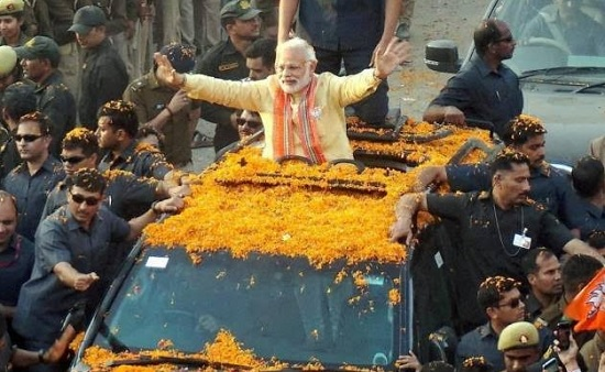 Ramana, Varanasi, Uttar Pradesh, Prime Minister of India, Narendra Modi, PM Modi, Essel Infra, Sewage Treatment Plant, Hybrid Annuity, NAMAMI Gange Programme